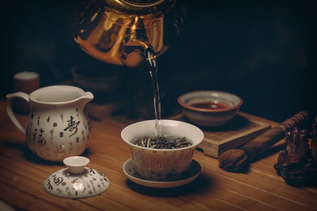 Yin of Tea