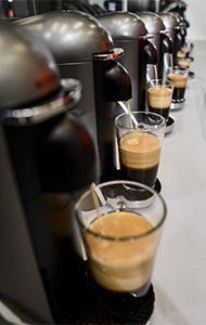 Vertuoline Coffee Demo
